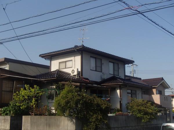 笠岡市 H様 瓦葺き替え工事 (2)