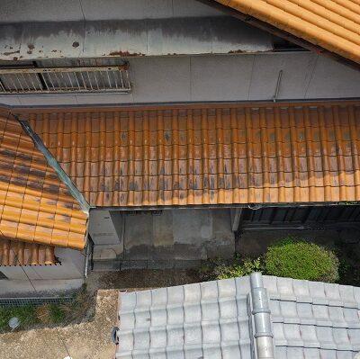 広島県福山市 屋根工事・外壁塗装 ドローン 無料現場調査 (2)