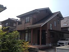 笠岡市 F様邸 屋根・外壁塗装 (2)