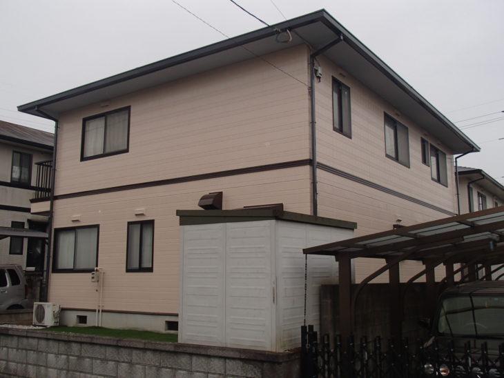 笠岡市大井南 I様邸 屋根・外壁塗装4