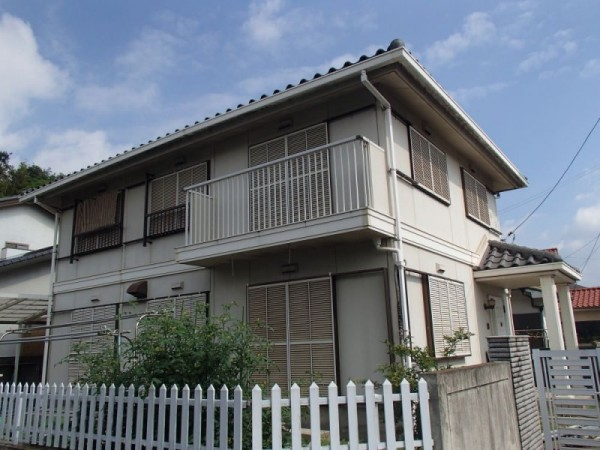 岡山県浅口市鴨方町 M様邸 屋根塗装・外壁塗装 (2)