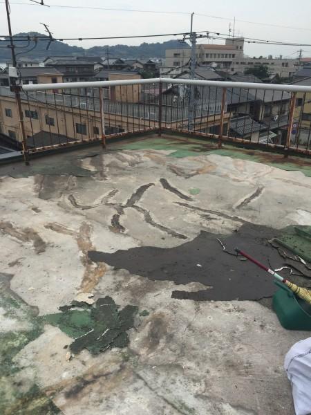 岡山県浅口市 屋上防水リフォーム工事 (4)