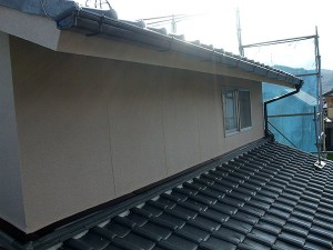 岡山県浅口市 屋根塗装 (1)